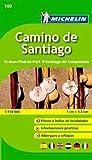 Mapa-Guía Camino de Santiago: St-Jean-Pied-de-Port - Santiago de Compostela...