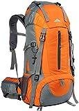 Loowoko 50L Impermeable Senderismo Mochila Montañismo Daypack Trekking Camping...