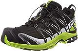 Salomon XA Pro 3D GTX, Zapatillas de Trail Running Hombre, Negro/Lima...