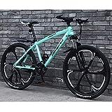 27 Velocidades Bicicletas De Montaña Bicicletas, Marco De Acero Al Carbono...