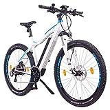 NCM Moscow Plus Bicicleta eléctrica de montaña, 250W, Batería 48V 16Ah •...
