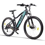 bicicleta eléctrica fitifito Copenhagen MT27,5 pulgadas mountainbike E-bike...