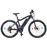 NCM Moscow Bicicleta eléctrica de montaña, 250W, Batería 48V 13Ah 624Wh...