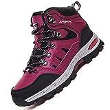 Rokiemen Zapatillas de Trekking para Hombre Botas de Montaña Zapatillas...