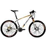 La fibra de carbono de bicicletas de montaña Rígidas MTB Shimano Deore M610 30...