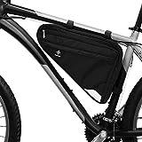 Bolsa para Cuadro de Bicicleta Prémium I Bolsa Espaciosa para Bici de Hombre y...