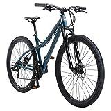BIKESTAR Bicicleta de montaña Hardtail de Aluminio, 21 Marchas Shimano 29'...