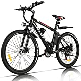 Vivi Bicicleta Eléctrica 350W, Bicicleta Eléctrica Montaña con Batería...