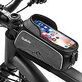 Qomolo Bolsa de Bicicleta, Bolsas Impermeable para Bicicleta de Montaña con...