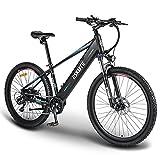 ESKUTE Bicicleta Eléctrica de Montaña 'Voyager' 27,5'' E-Bike MTB Pedal...