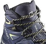 Salomon X Ultra 3 Mid GTX W, Zapatillas de Trail Running Mujer, Azul (Crown...