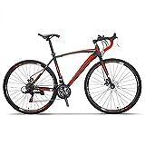 Bicicletas De Carretera Ligeras 700C Bicicleta De Carretera De 26 Pulgadas para...