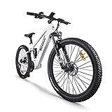Bicicleta de montaña eléctrica de 27,5 Pulgadas, Motor Central eléctrico...