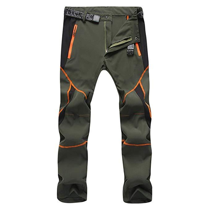 pantalones camino De Santiago hombre